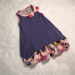 Deux Pardeux Dress